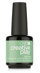 CND Creative Play Gel # 428 Youve Got Kale Гель-лак 15 мл
