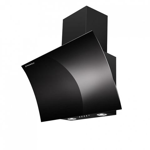 Вытяжка Maunfeld Blast Push 60 Black Glass Black