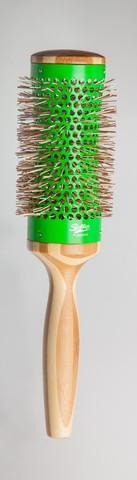 Термобрашинг Ставвер зеленый деревянный 53мм