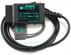 Nissan 3line - автомобильный сканер