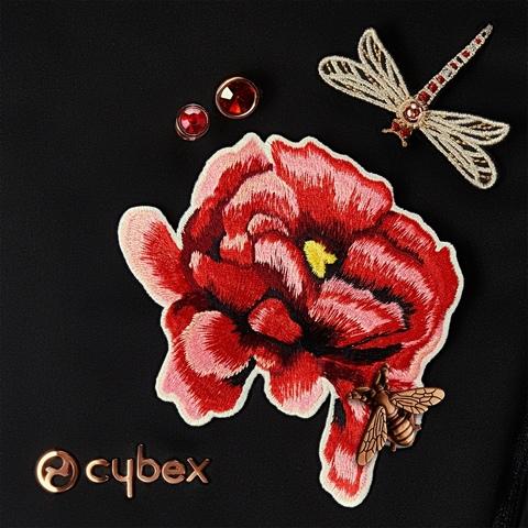 Cybex Footmuff Spring Blossom