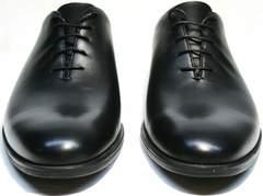 Туфли мужские на выпускной Ikos 006-1 Black