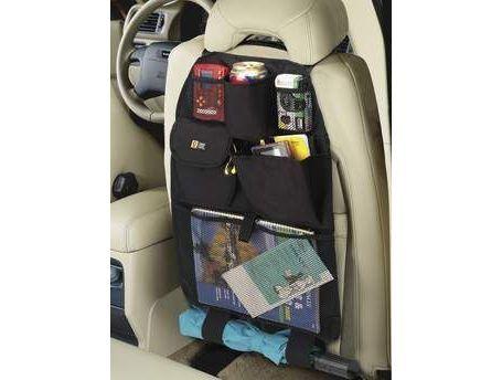 Карманы на спинку сиденья в автомобиле