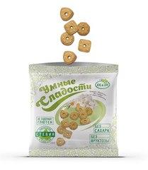 Печенье творожное, Умные сладости, Di&Di, из муки амаранта, 160 г.