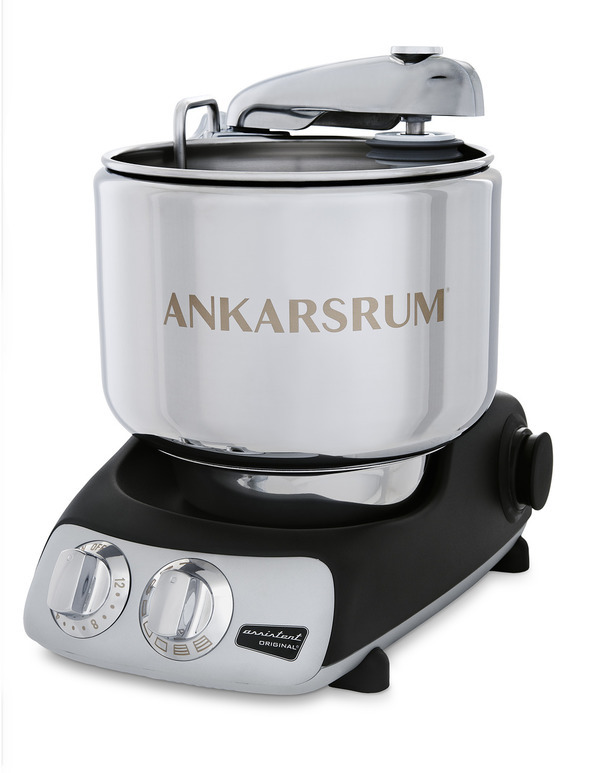 Тестомес комбайн Ankarsrum AKM6230+ Assistent черный (расширенный)
