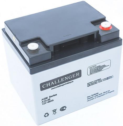 Аккумуляторная батарея CHALLENGER A12-45