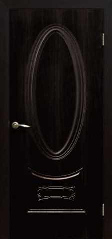 Дверь Сибирь Профиль Гармония, цвет венге, глухая