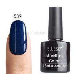 Bluesky shellac 80539, 10 мл