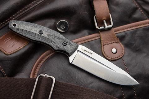 Туристичеcкий нож CityHunter AUS-8 Satin Stonewash