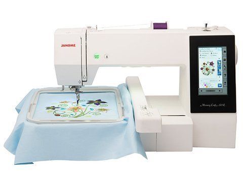 Швейная машина Janome Memory Craft 500E (MC 500E)