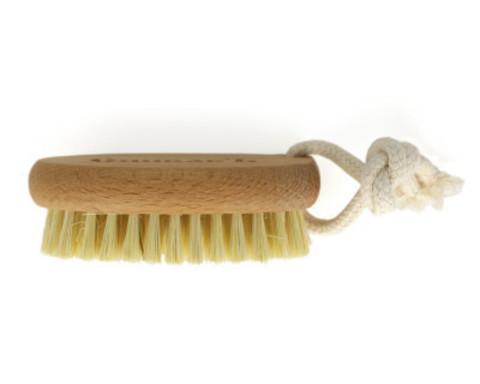 СпивакЪ Массажная щетка для сухого массажа с щетиной из вепря (без ручки)