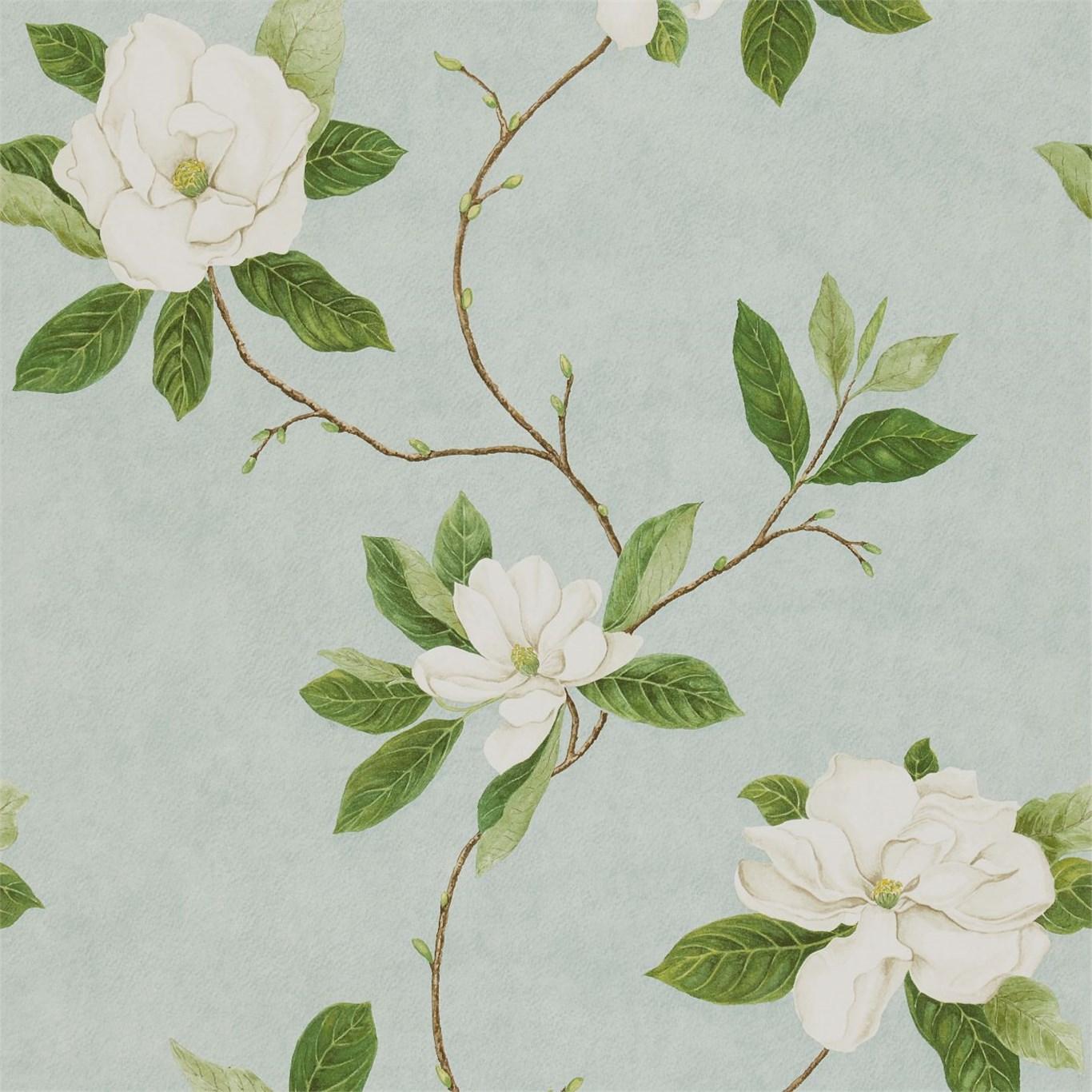 Обои Sanderson Parchment Flowers DPFWSW101, интернет магазин Волео