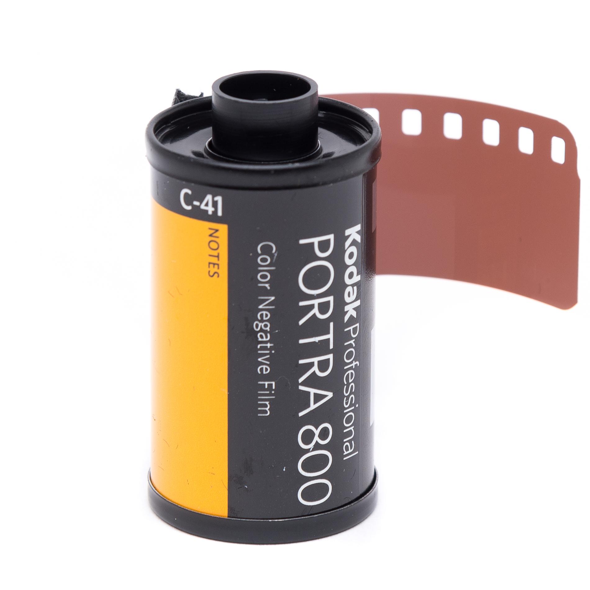 Фотопленка Kodak PORTRA 800/135