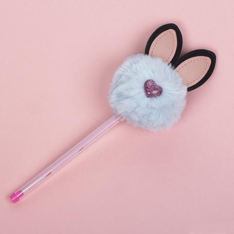 Ручка Fluffy Ears Blue