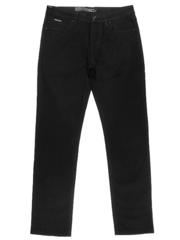 1-1565 джинсы мужские, черные