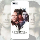 Чехол для iPhone 7+/7/6s+/6s/6+/6/5/5s/5с/4/4s SUPERNATURAL darkness