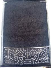 Набор полотенец 2 шт Cesare Paciotti Pave Ricamato серый