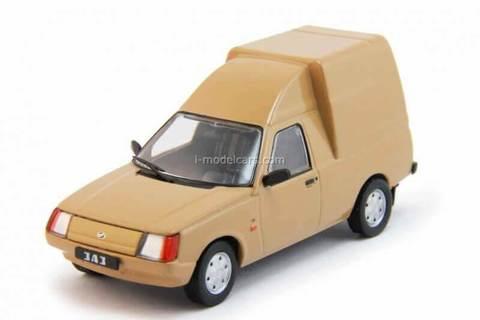 ZAZ-11055 Tavria 1:43 DeAgostini Auto Legends USSR #199