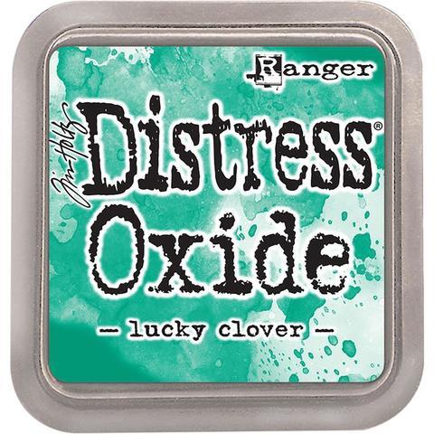 Подушечка Distress OXIDE  -Ranger - Lucky Clover