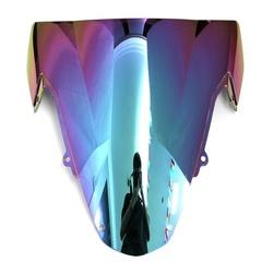 Ветровое стекло для мотоцикла Suzuki GSX-R1000 03-04 DoubleBubble Иридий