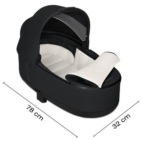 Коляска для новорожденных Cybex Priam III Jeremy Scott Cherubs