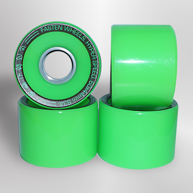 Колёса FASTEN Hyperspeed 83A (Green)