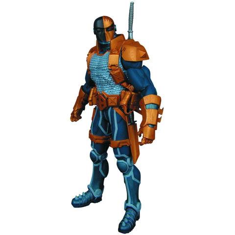 Коллекционная фигурка Дефстроук (Deathstroke) - Супер - Злодеи Комиксов DC, DC Collectibles