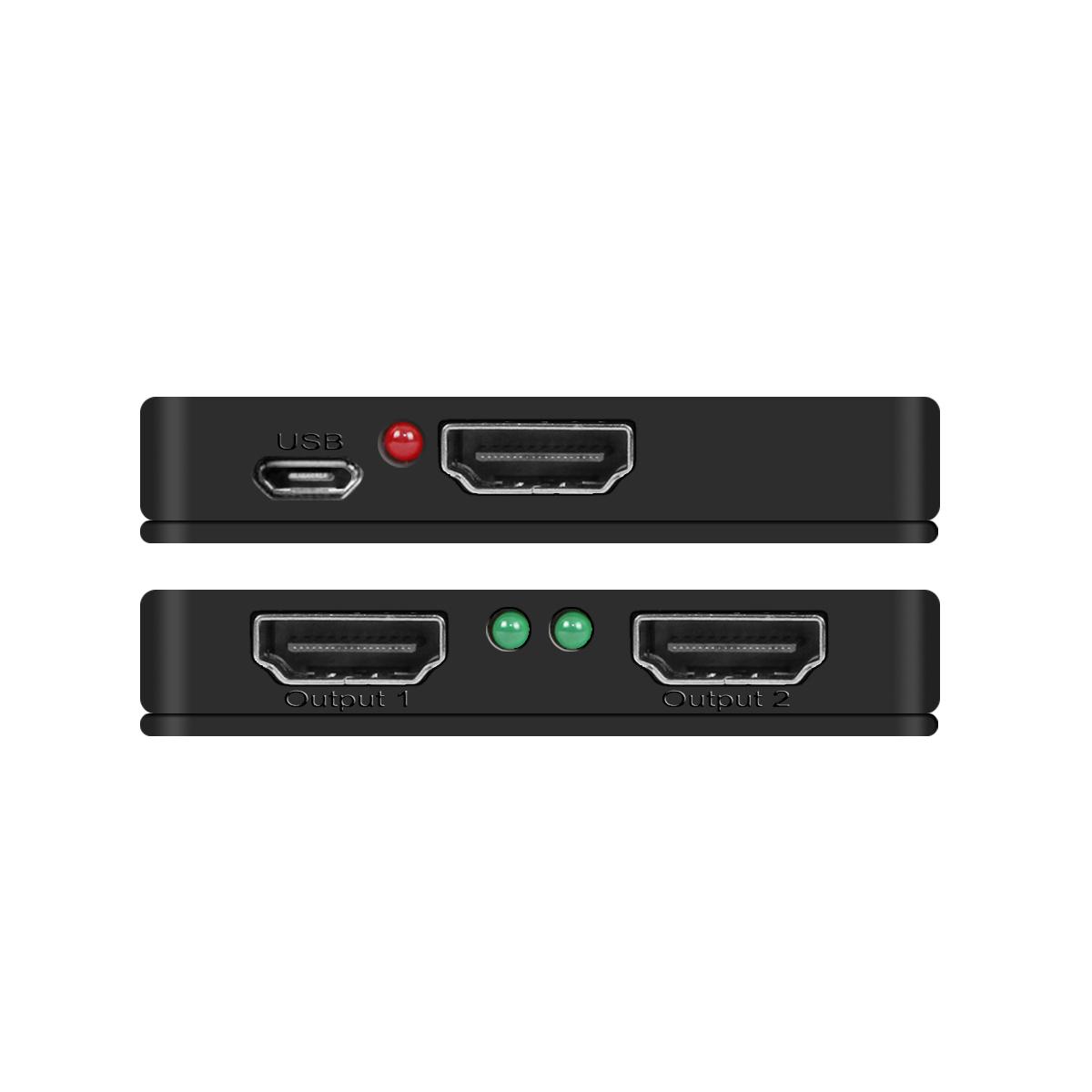 HDMI Сплиттер (1х2) разветлитель