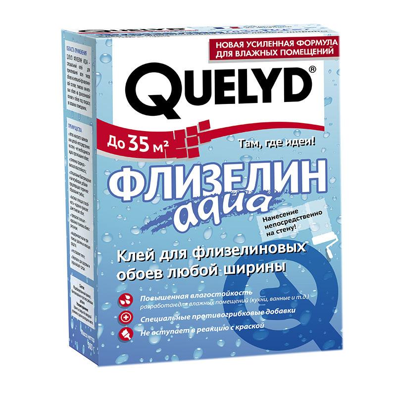 Клей для обоев Quelyd / Келид Спец-Флизелин Аква