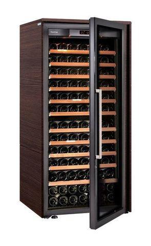 Винный шкаф EuroCave S Collection M венге, максимальная комплектация