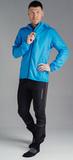 Беговой костюм с капюшоном Nordski Run Light Blue мужской