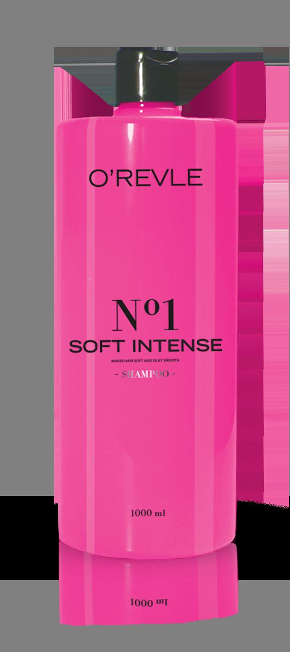 Шампунь для окрашенных волос Soft Intense №1 O'REVLE