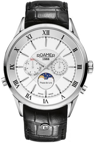 Купить Наручные часы Roamer 508821.41.13.05 по доступной цене