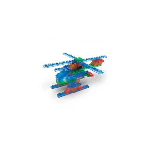 Конструктор Laser Pegs «Вертолеты» 4 в 1 (MPS 400B)