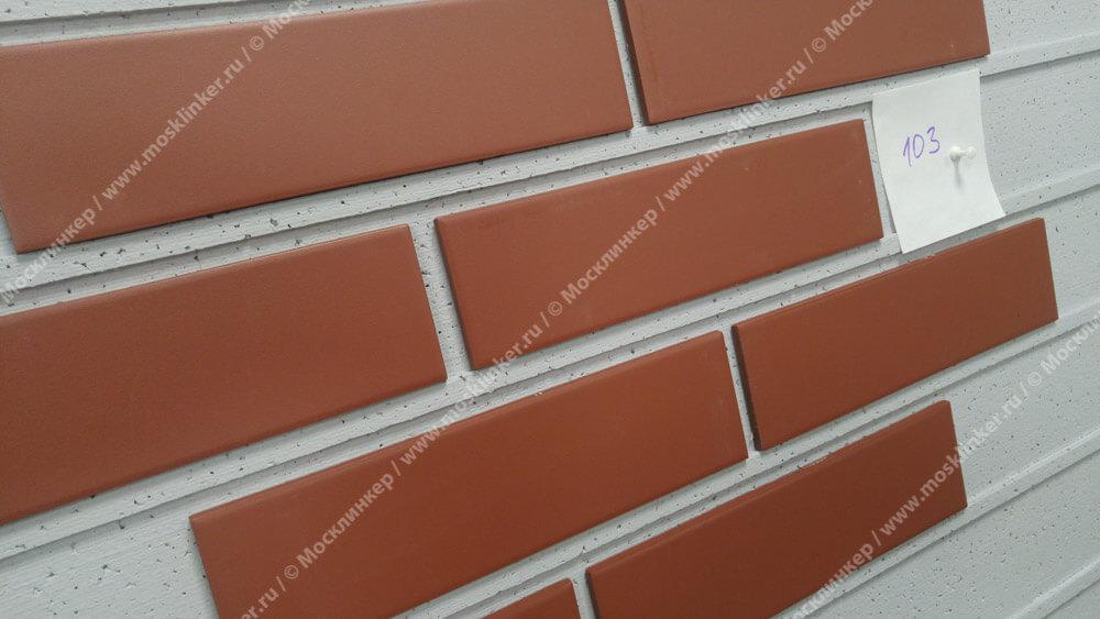 Cerrad - Rott, gladka, new, 245x65x6.5 - Клинкерная плитка для фасада и внутренней отделки