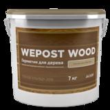 Акриловый герметик для домостроения Wepost Wood 7кг