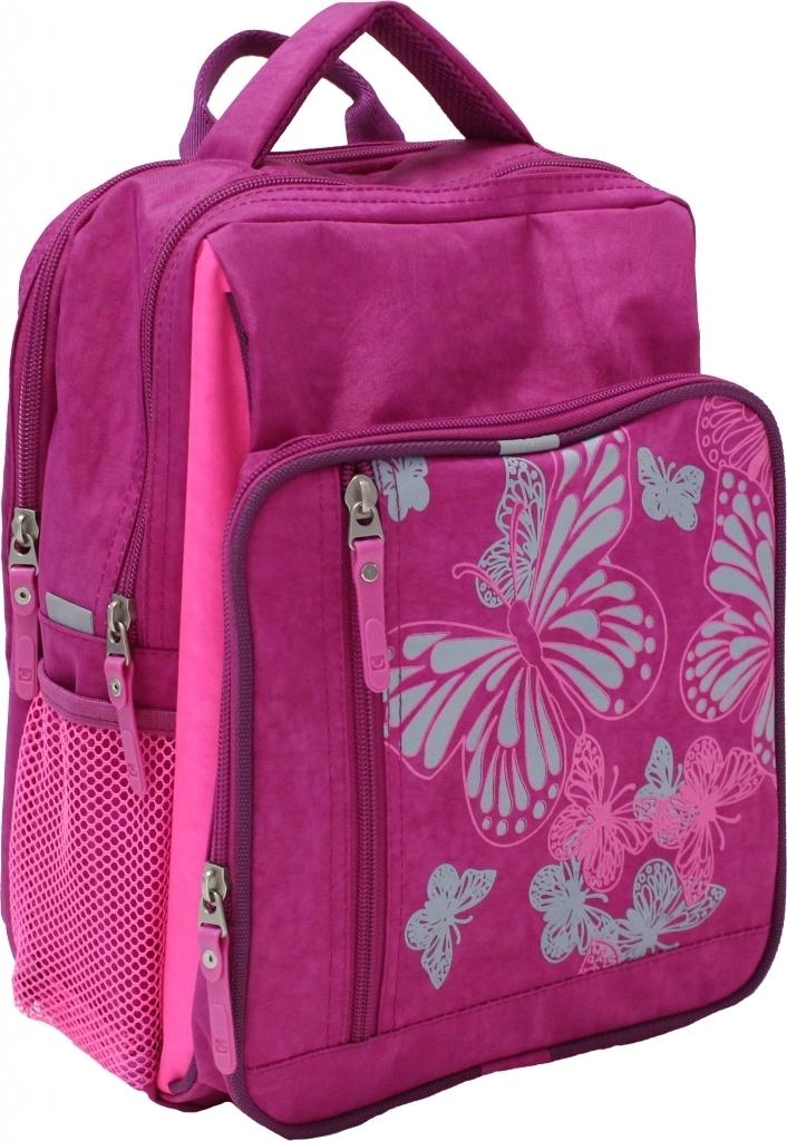 Школьные рюкзаки Рюкзак школьный Bagland Школьник 8 л. Малиновый / розовый (00112702) 4859e3980bbc8dd65d8f7a68feffea54.JPG