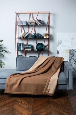 Одеяло из пуховой шерсти молодого верблюда MARCO 1-10 DROBE Литва