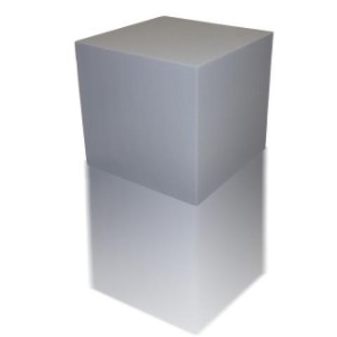 Басловушка Куб ECHOTON FIREPROOF 30x30x30cm   из материала  меламин  BASOTECT серый