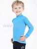 Комплект термобелья из шерсти мериноса Norveg Soft Blue-Black детский