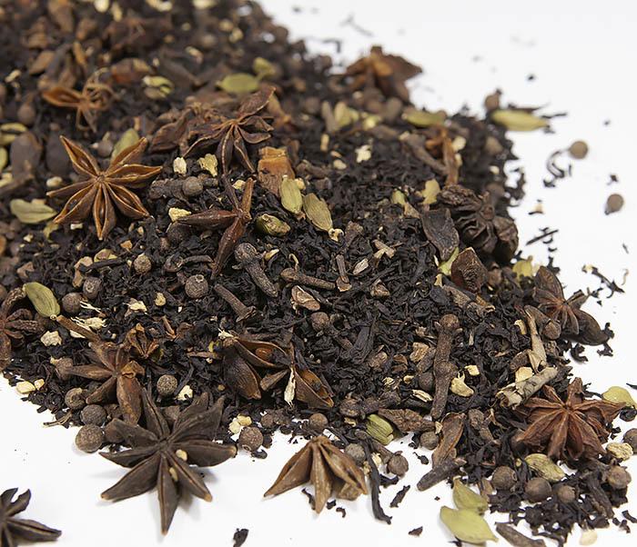 TEA-AR103 Ароматизированный красный чай «Масала» (50 гр)