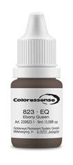 Ebony Queen • 2,5 мл • Coloressense • пигмент-концентрат для бровей • EQ