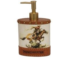 Дозатор для жидкого мыла Blonder Home Winchester Rider