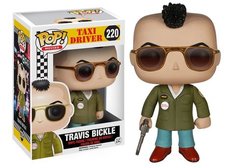 Фигурка POP! Vinyl: Taxi Driver: Travis Bickle 6148