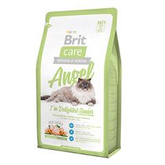 Brit Care Cat Angel Delighted Senior для пожилых кошек