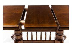 Стол обеденный NNDT-4296-STC (Темный орех) — темный орех