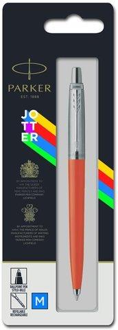 Шариковая ручка Parker Jotter ORIGINALS ORANGE CT, стержень: Mblue123