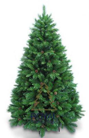 Ель искусственная Royal Christmas Detroit Premium - 210 см.