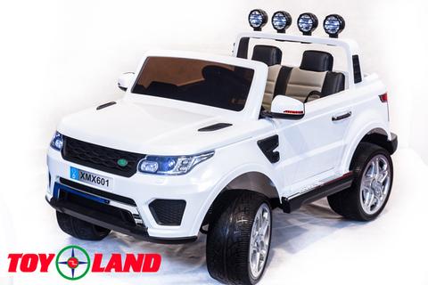 Электромобиль Toyland Range Rover XMX 601 ДВУХМЕСТНЫЙ