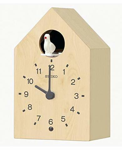 Часы с кукушкой Seiko QXH070AN
